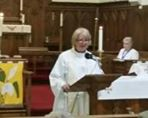 Francie Keats Preaching