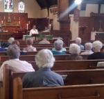 Josee Preaching 10-26