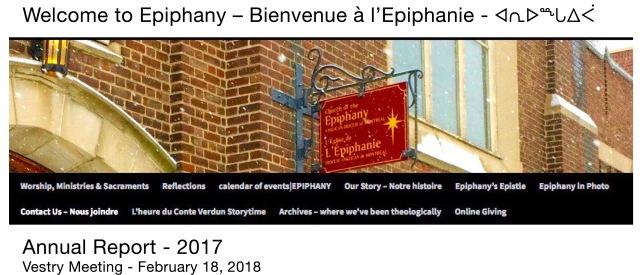 EPIPHANY Vestry AR 2018 (1)